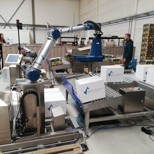 Posjet firmi Smart Robotics